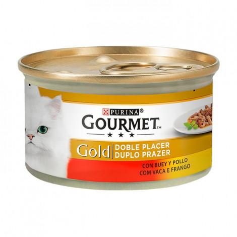 Gourmet Gold Vaca & Frango (Duplo Prazer)