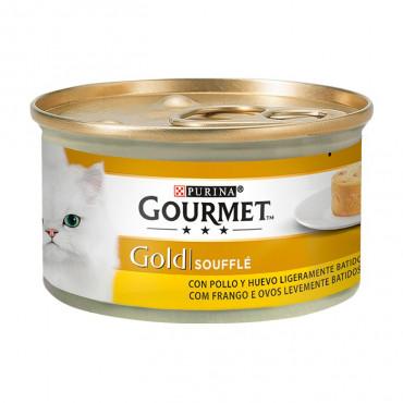 Gourmet Gold Frango 85gr (Souffle)