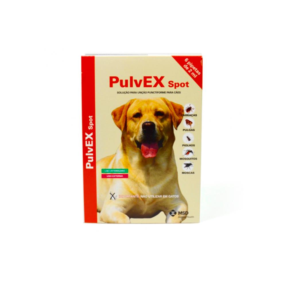 Pulvex - 3x2ML