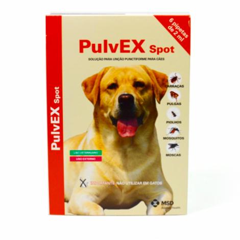 Pulvex - 6x2ML