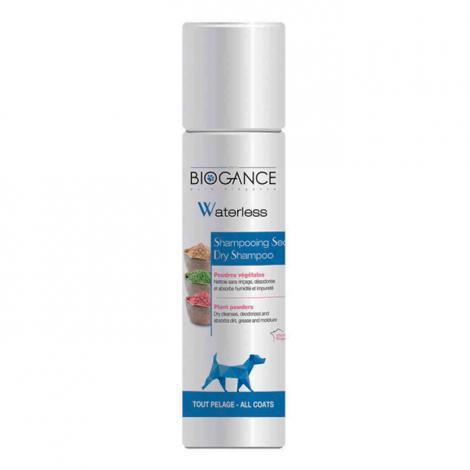 Biogance Waterless Champô seco para cão