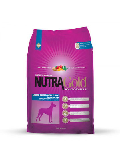 NutraGold Cão Adulto Large breed