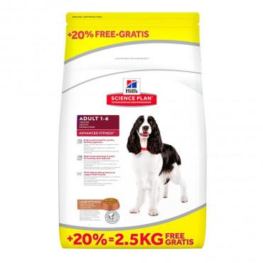 Hill's - Canine Adult Cordeiro 12kg + 2.5kg OFERTA