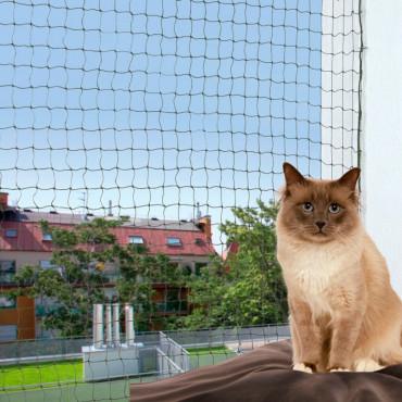 Rede de Proteção Reforçada p/ Gatos