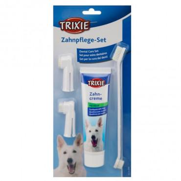 Conjunto Higiene Dentária p/ Cães