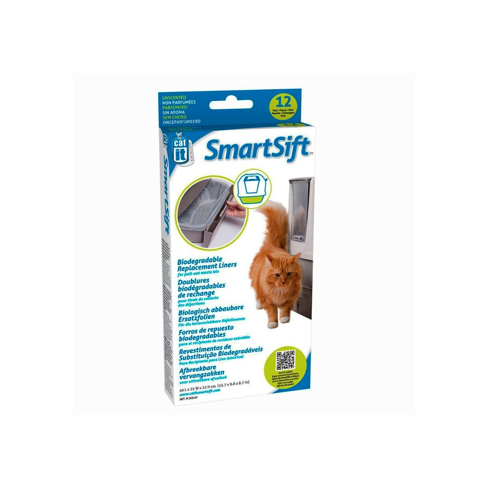 CATIT - Bolsa de Recarga Inferior p/ Smartsift