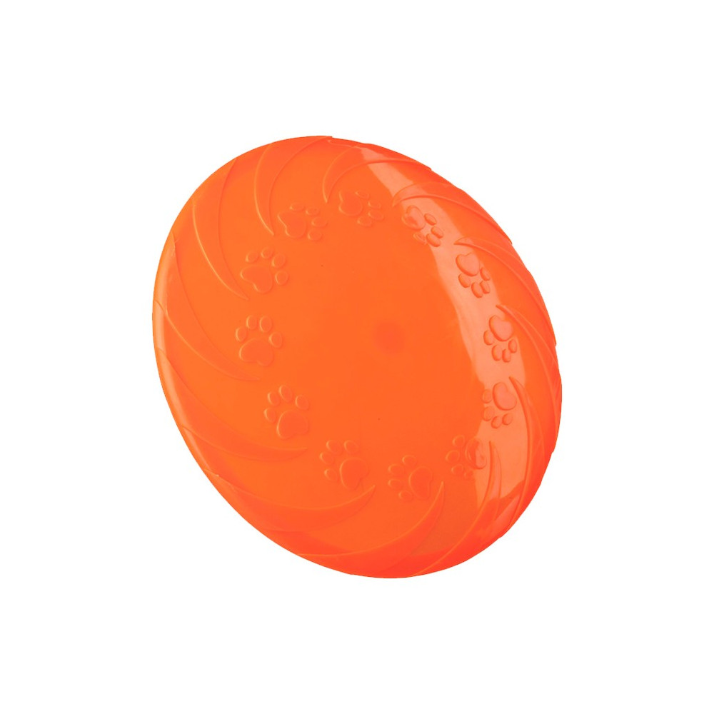 Disco/Frisbee Em Borracha Termoplastica (Tpr)- ¯18 Cm