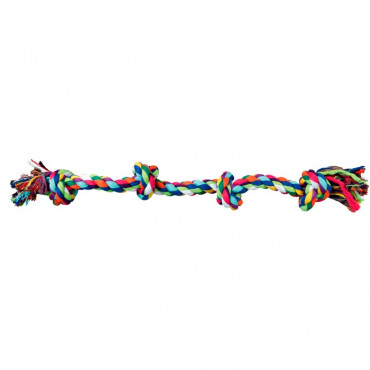 Corda Multicolorida c/ 4 Nós