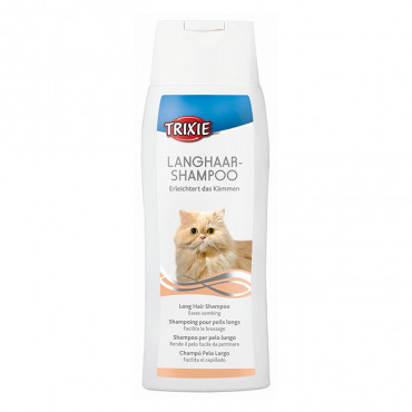 Trixie Champô pelo longo para gato