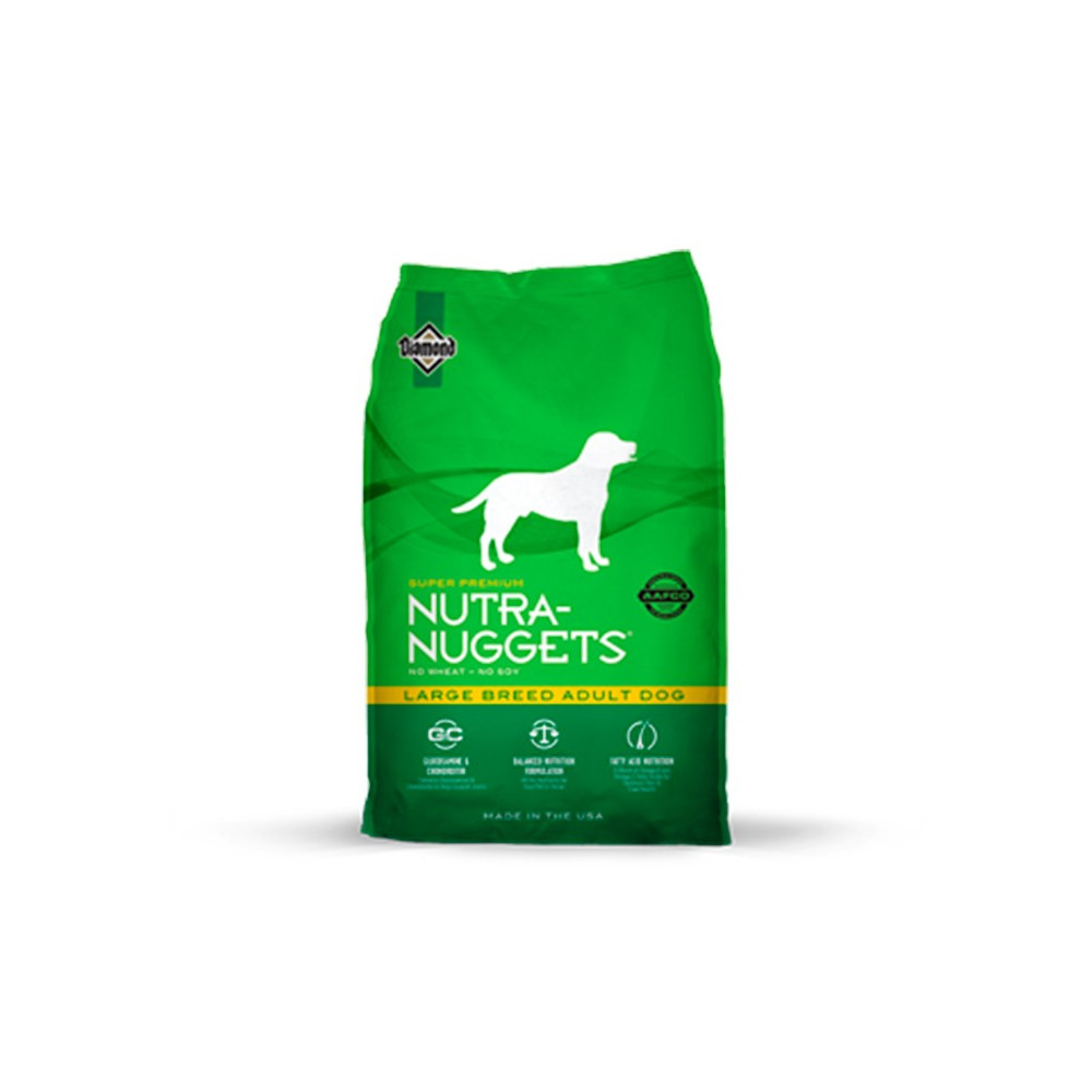 Nutra Nuggets - Adulto Large Breed 15Kg