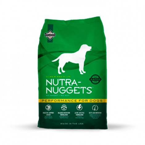 Nutra Nuggets - Performance 15Kg