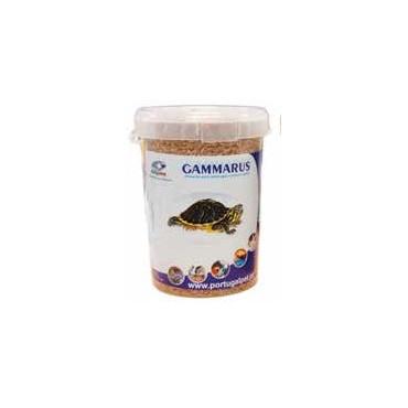 Camarão liofilizado 2-4 cm - Alimento para répteis