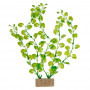 Planta Plástica com Base em Areia