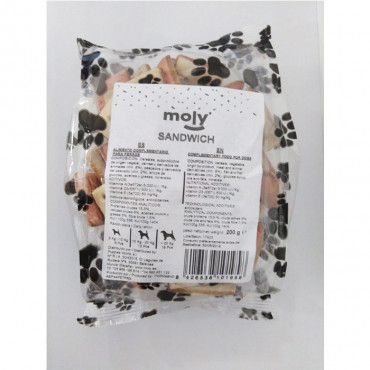 Moly - Biscoitos Mix Fruit