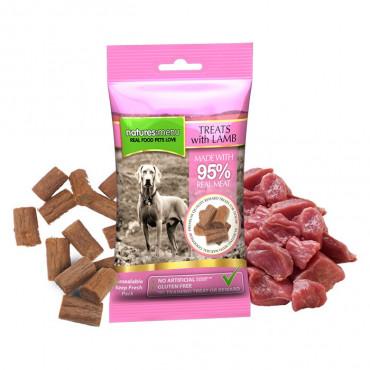 Natures Menu Snacks de Borrego para cão