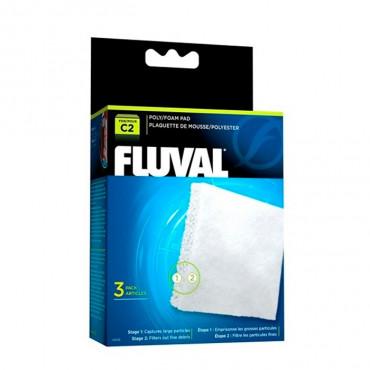 Fluval C2 Poliéster / Espuma