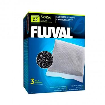 Fluval C2 Carvão Activado