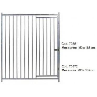 Frente c/ Porta 150x185 Cm