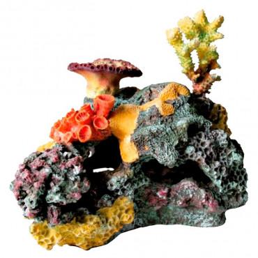Decoração p/ Aquário - Recifes De Coral