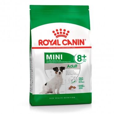 Ração para cão Royal Canin Mini Adulto 8+