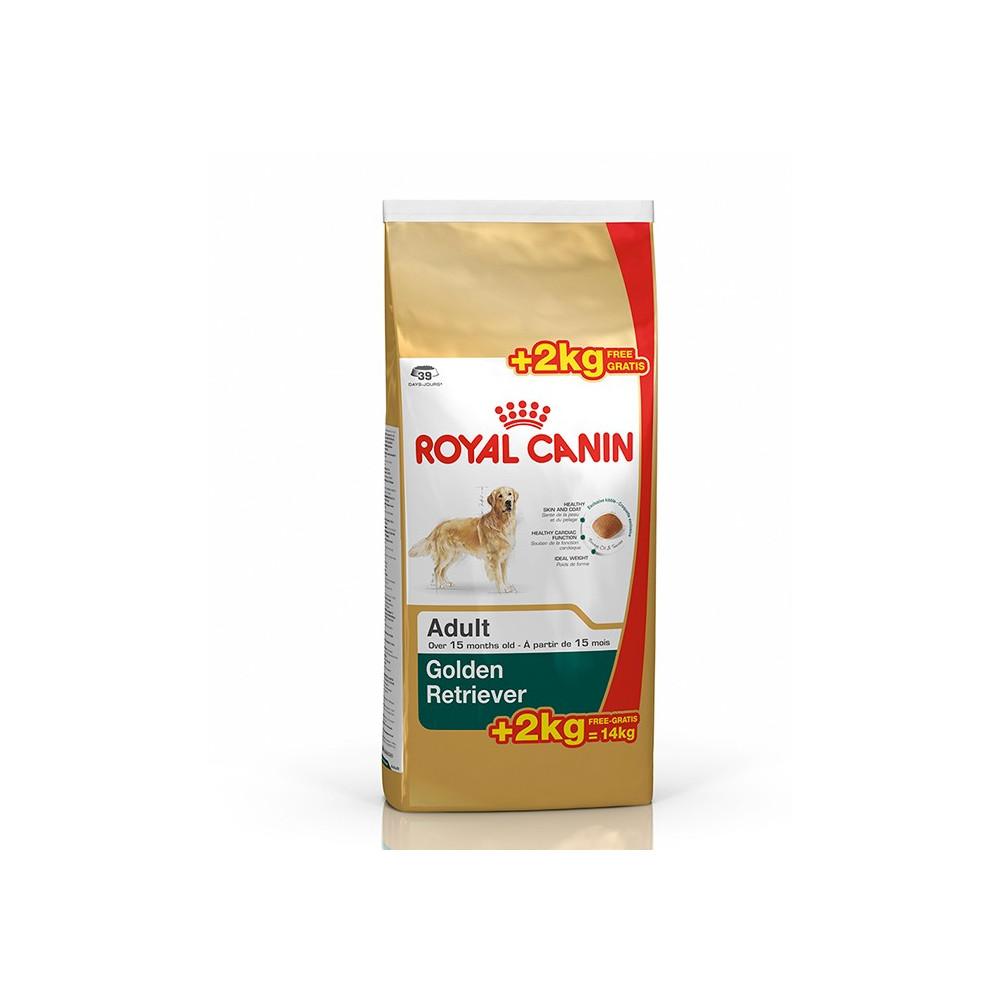 Royal Canin - Golden Retriever 12Kg + 2Kg OFERTA