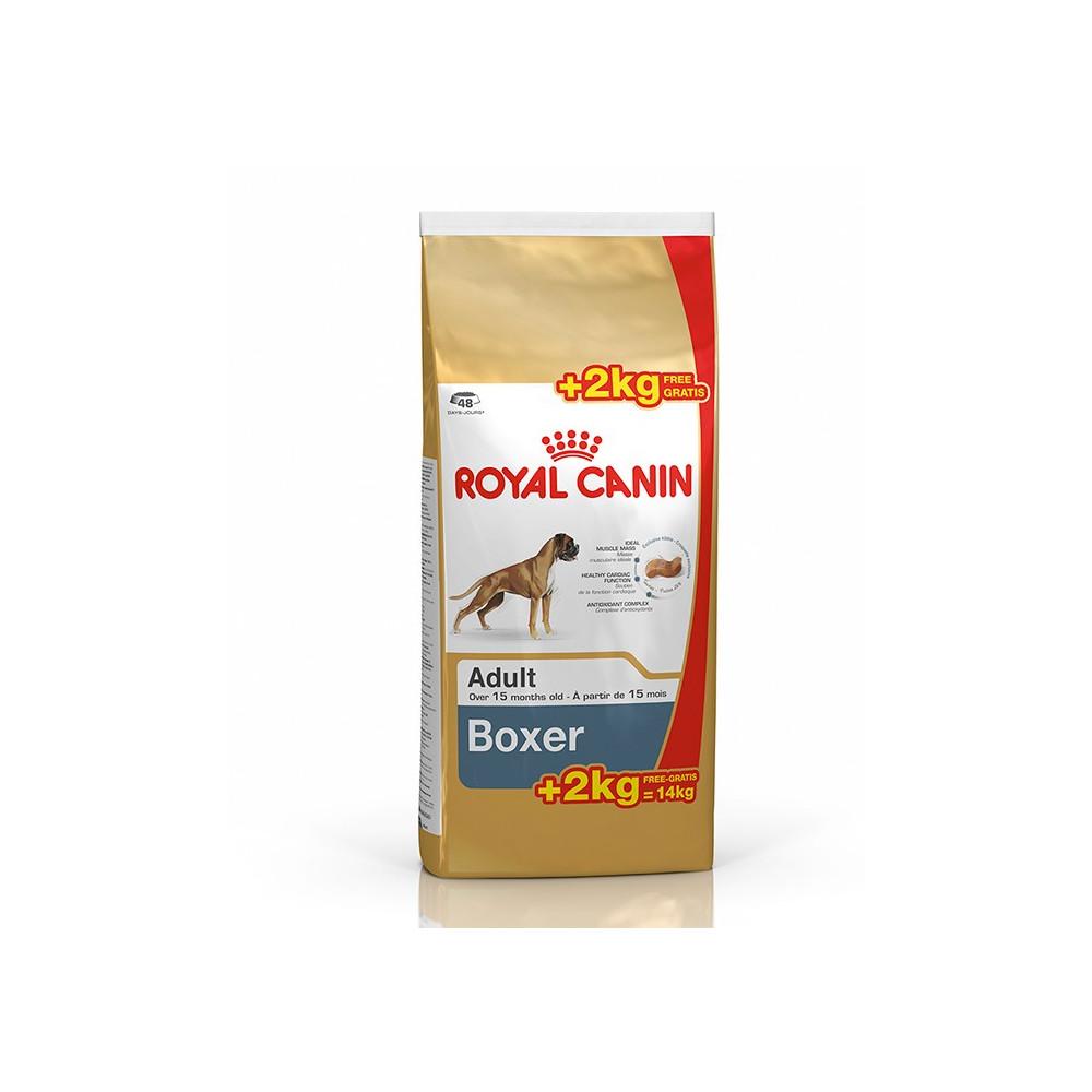 Royal Canin - Boxer 12Kg + 2Kg OFERTA