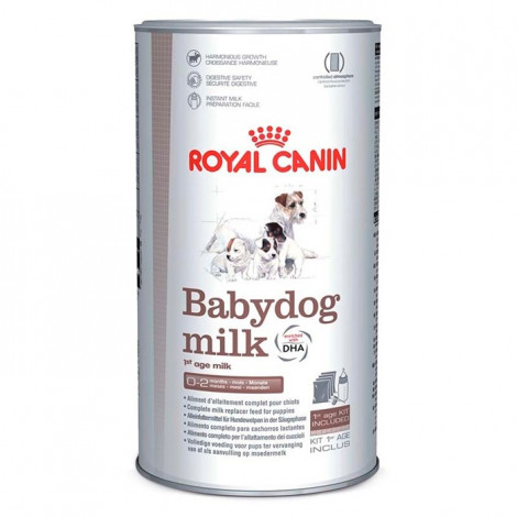 Leite para cachorro Royal Canin Babydog