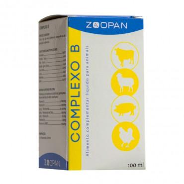 Zoopan - Complexo B 100ml