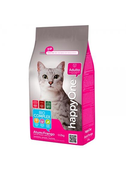 happyOne - Gato Atum e Frango