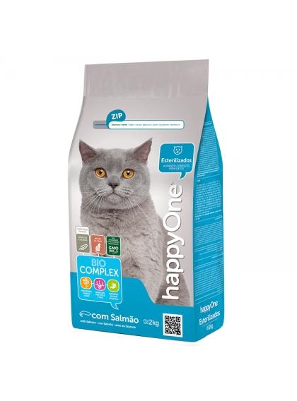 happyOne - Gato Esterilizado