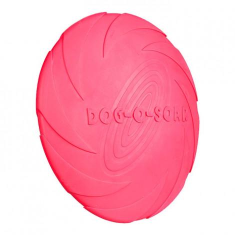 Disco Frisbee Flutuante em Borracha Natural