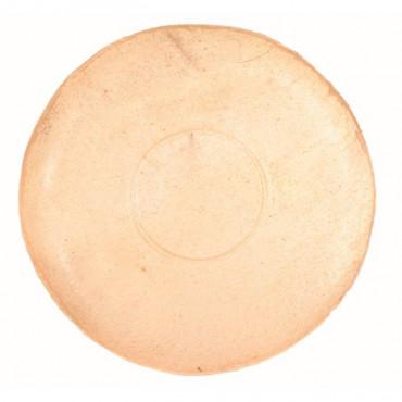 Disco em Pele de Bovino para Cães (1 uni.)