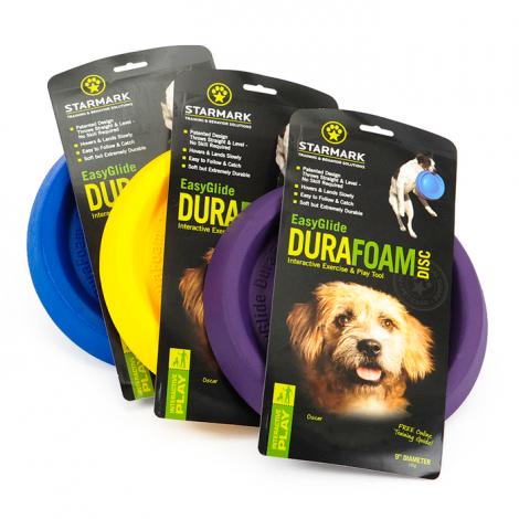 Disco Frisbee EASY GLIDE DuraFoam