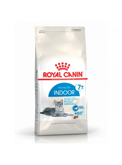 Ração para gato Royal Canin Indoor 7+