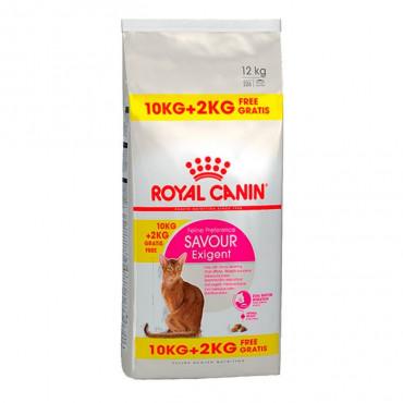Royal Canin Cat - Savou Exigent 10kg + 2kg