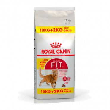 Royal Canin Cat Fit 10kg + 2kg OFERTA