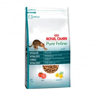 Ração para gato Royal Canin Pure Feline Lively