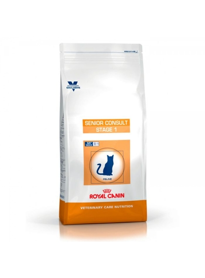 Royal Canin Senior Consult Stage1 Gato