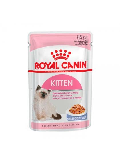 Royal Canin Cat - Kitten Jelly