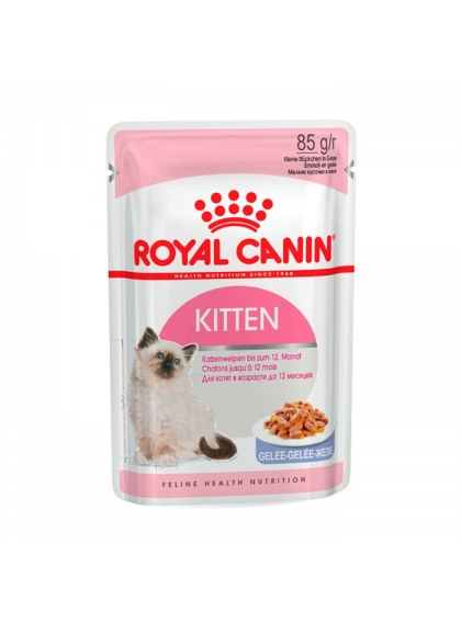 Ração para gato Royal Canin Wet Kitten Jelly