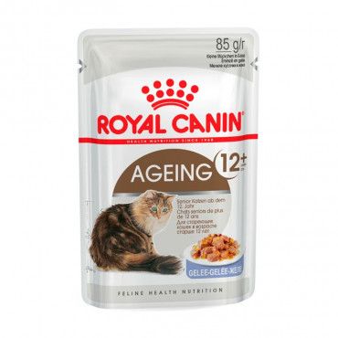 Royal Canin Cat - Ageing 12+ Jelly