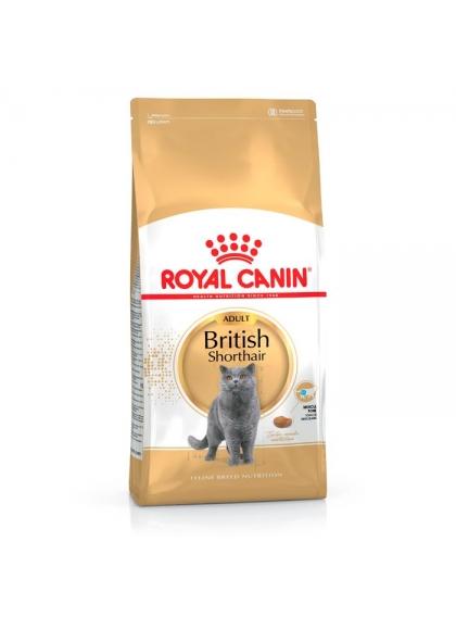 Ração para gato Royal Canin British Shorthair 2Kg