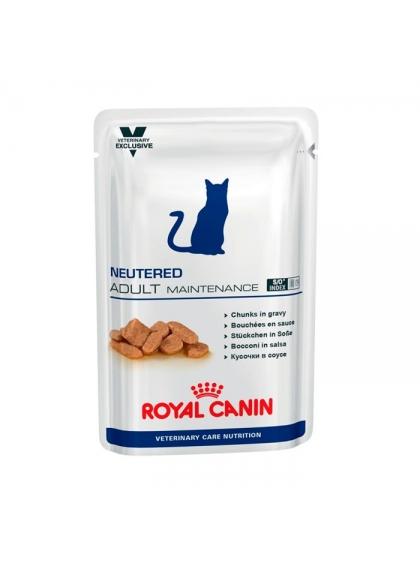 Ração para gato Royal Canin Wet Neutered Adult Maintenance
