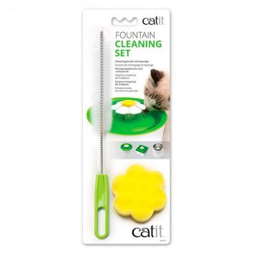 Catit - Kit Limpeza para Bebedouro Fonte