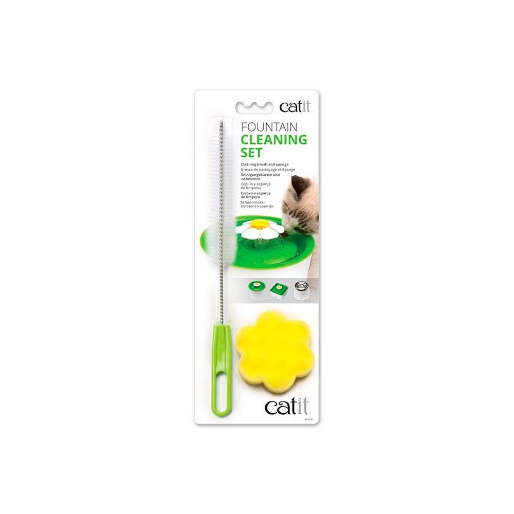 Catit - Kit Limpeza p/ Bebdouro Fonte