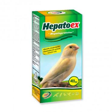 Hepatoex (Hepatoprotetor) 40 ml