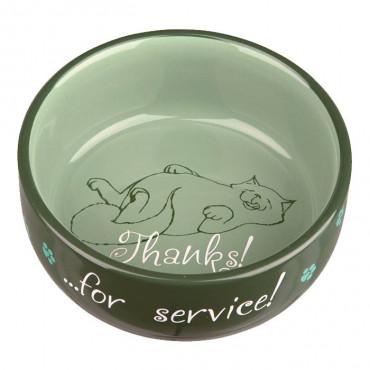 Gamela em Cerâmica THANKS FOR SERVICE