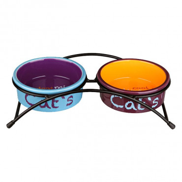 Conjunto EAT ON FEET p/ Gatos