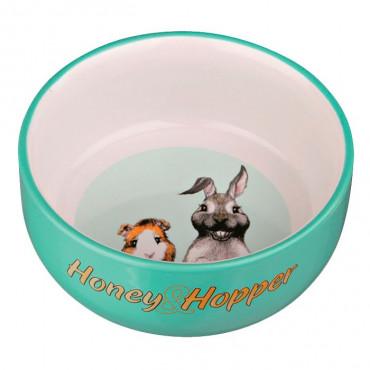 Gamela HONEY & HOPPER em Cerâmica