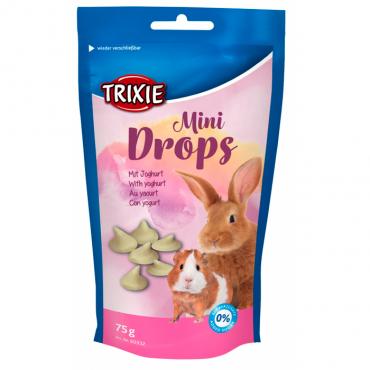 Mini Drops com Iogurte para Roedores